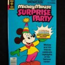 Walt Disney Showcase Mickey Mouse Surprise Party Gold Key Comics