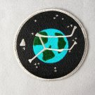Stargate Atlantis TV Series Project Logo Planet Patch