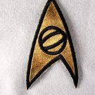 Star Trek Classic TV Series Science Logo Chest Patch