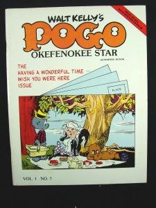Pogo Okefenokee Star Vol. 1, #7, 1982