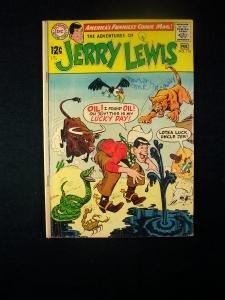 Adventures of Jerry Lewis #110 DC Comics 1969