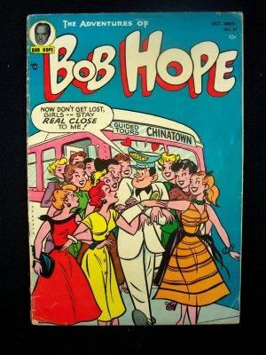 Adventures of Bob Hope #29 DC Comics 1954
