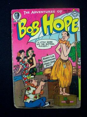Adventures of Bob Hope #27 DC Comics 1954