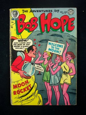 Adventures of Bob Hope #24 DC Comics 1953