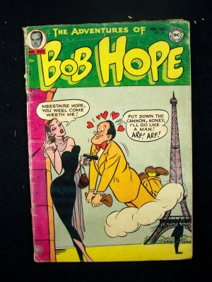 Adventures of Bob Hope #19 DC Comics 1953