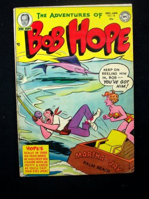 Adventures of Bob Hope #18 DC Comics 1952