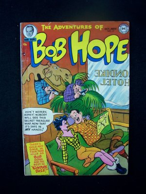 Adventures of Bob Hope #17 DC Comics 1952