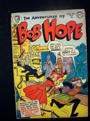 Adventures of Bob Hope #15 DC Comics 1952