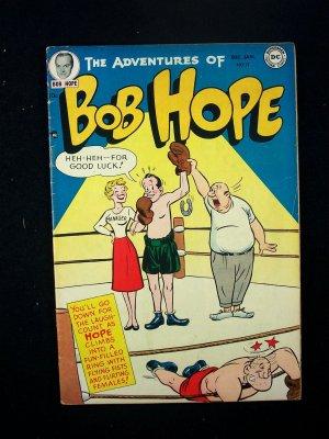 Adventures of Bob Hope #12 DC Comics 1951