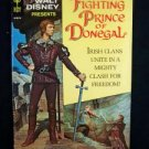 Disneys The Fighting Prince of Donegal Gold Key Comics 1966