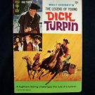 Disneys The Legend of Young Dick Turpin Gold Key Comics 1966
