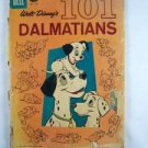 Walt Disneys 101 Dalmations Dell Comics 1961