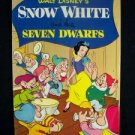 Snow White & the Seven Dwarfs Dell Comics #382 1952