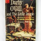 Darby O'Gill and the Little People Dell First Edition Books 1959