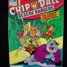 Chip 'N Dale Rescue Rangers #2 Disney Comics 1990