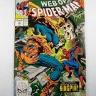 Web of Spiderman #48 Origin of Hobgoblin ll Marvel Comics