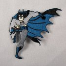 Batman Animated TV Show Batman Running Figure Patch