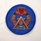Stargate SG-1 SGC (Stargate Command) Logo Patch
