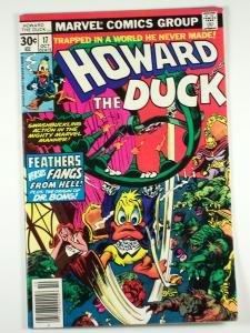 Howard the Duck #17 Marvel Comics 1977