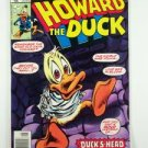 Howard the Duck #12 Kiss Appearance Marvel Comics 1977