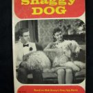 Disneys The Shaggy Dog Scholastic Books 1967 Paperback book