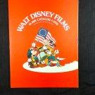 Walt Disney Films 16mm Catalog 1976