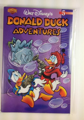 Donald Duck Adventures Digest #5