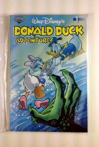Donald Duck Adventures Digest #1