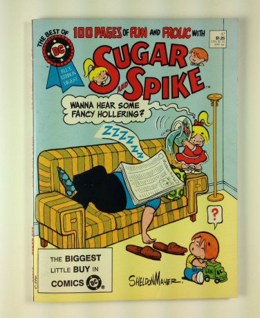 Best of DC #47 Sugar and Spike