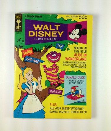 Walt Disney Comics Digest #46 Gold Key