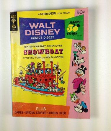 Walt Disney Comics Digest #41 Gold Key