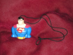 Brand New Superman Bubble Necklace