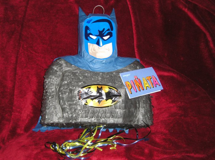 NEW Batman Pinata - Great for Parties!