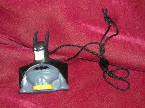 Lot of Batman Parachutist & Bubble Necklace - NEW