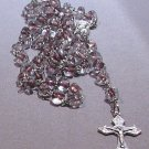Amethyst Chips Rosary (small)