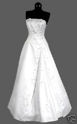 Couture Designer Gown Style #BG1023
