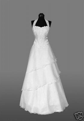 Haute Couture Designer Gown style #BG1033
