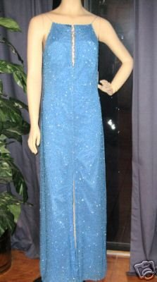 Elegant Formal Gown for Prom, Pageant, or Red Carpet!!  Size 8, 10, or 12