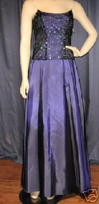 Elegant Gown for Prom or Cocktail Party ~ Size 3/4