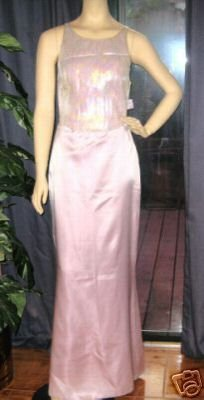 Elegant Gown for Prom, Pageant or Red Carpet!!  Size 9