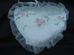 Ring Pillow  Style #5
