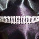 Swarovski Rhinestone Graduated Headband