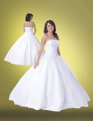 Formal Gown Style #FGE1028