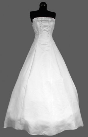 Couture Designer Gown style #BG1021