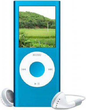 2GB MP3/MP4 Player Music/Movie/Radio Player 1.5' Screen