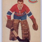 Gerry McNeil 1955-56 Parkhurst Canadiens