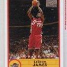 LeBron James 2003-04 Topps Mini-Bazooka #223 RC Miami Heat