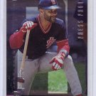 Ozzie Smith 1997 Donruss Silver Press Proofs #231 Cardinals HOF  #/2000