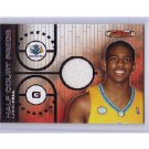 Chris Paul #/249 2006 Topps Full Court Half Court Press Jersey Clippers Hornets
