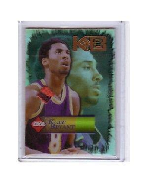 Kobe Bryant  1998 Edge Game Ball #B Lakers